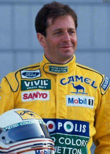 Image result for 1992 martin brundle