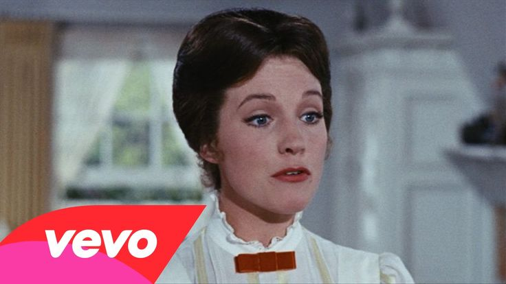 "Julie Andrews - A Spoonful of Sugar (From ""Mary Poppins"")"