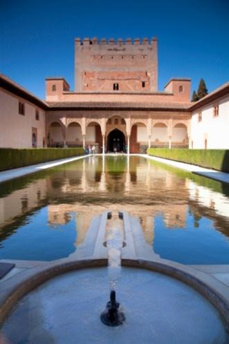 Alhambra - Een fly-drive Andalusië wil ik nog steeds graag doen, tot nog toe is het er niet van gekomen.