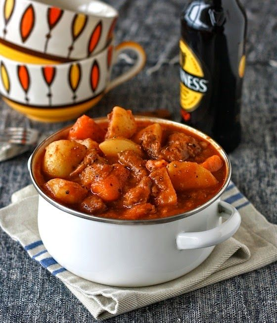 My food my drink: Guinness Irish Beef Stew