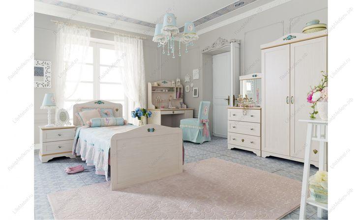 Детская комната FLORA SL (комплектация 6) - дверь