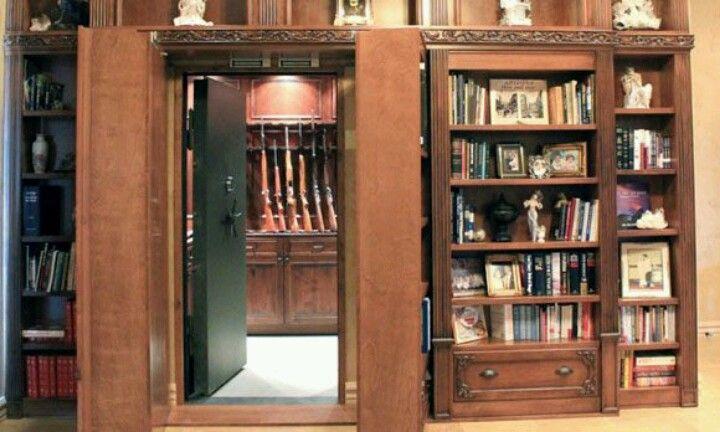 17 Best Images About Gun Room On Pinterest Hidden Gun