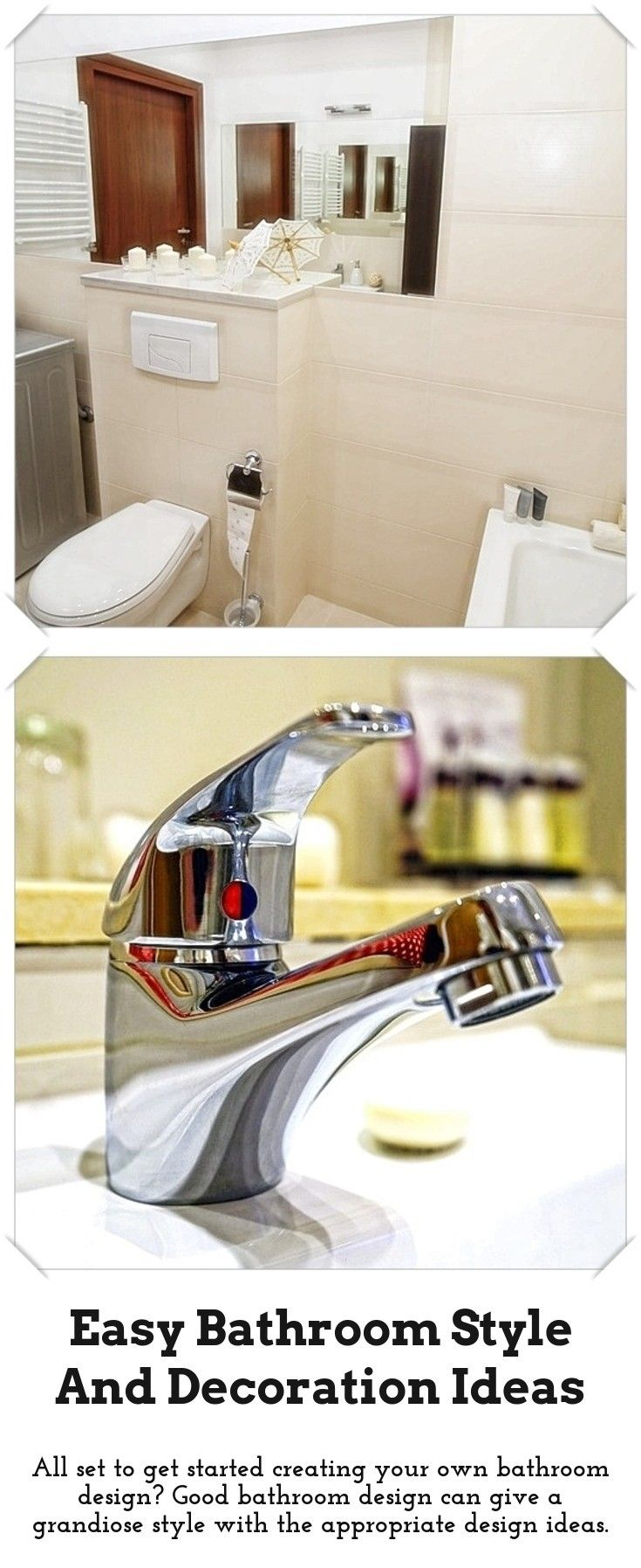 Makeover Your Small Bathroom Within a Budget | Bathroom remodeling ...