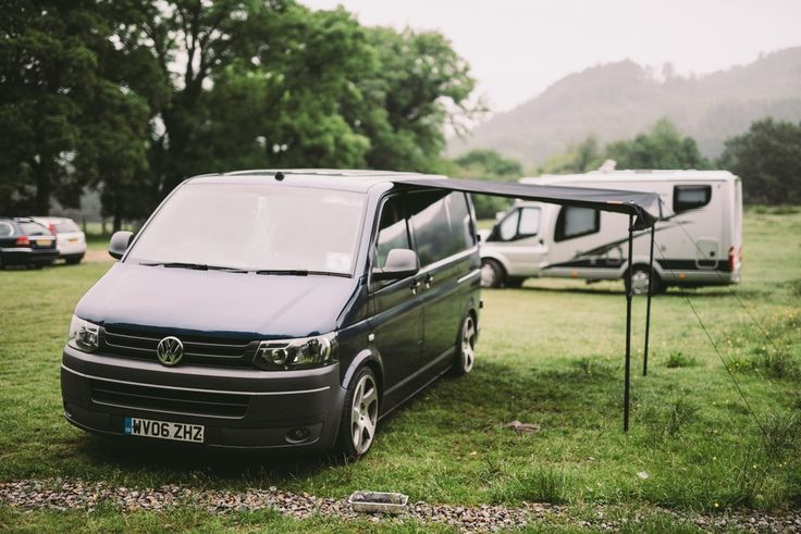 Volkswagen T5 and T6 Awning V1 complete