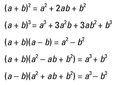 binomial and trinomial factoring.