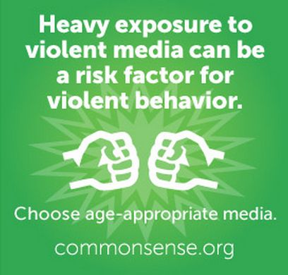 how is violence in the media Psychological science in the public interest media violence 82 vol 4, no 3, december 2003 ings, the 1969 national commission on.