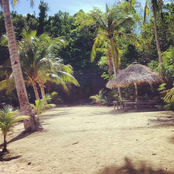 Halea Nature Park, Monreal Mabaste, Philippines #Beach #privatebeach #traveling #Sea #Whitesand #Vacation #Getlost