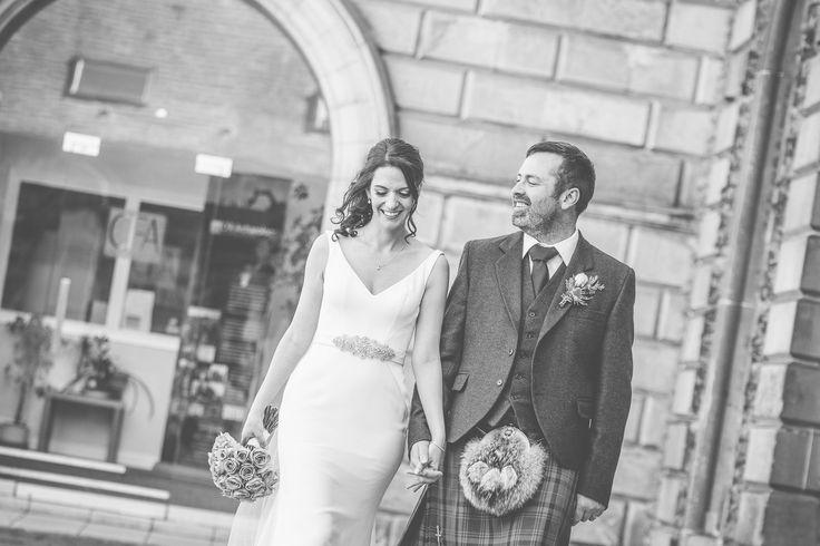Real Wedding Edinburgh | Scotland | Laura & James | www.makula.co.uk