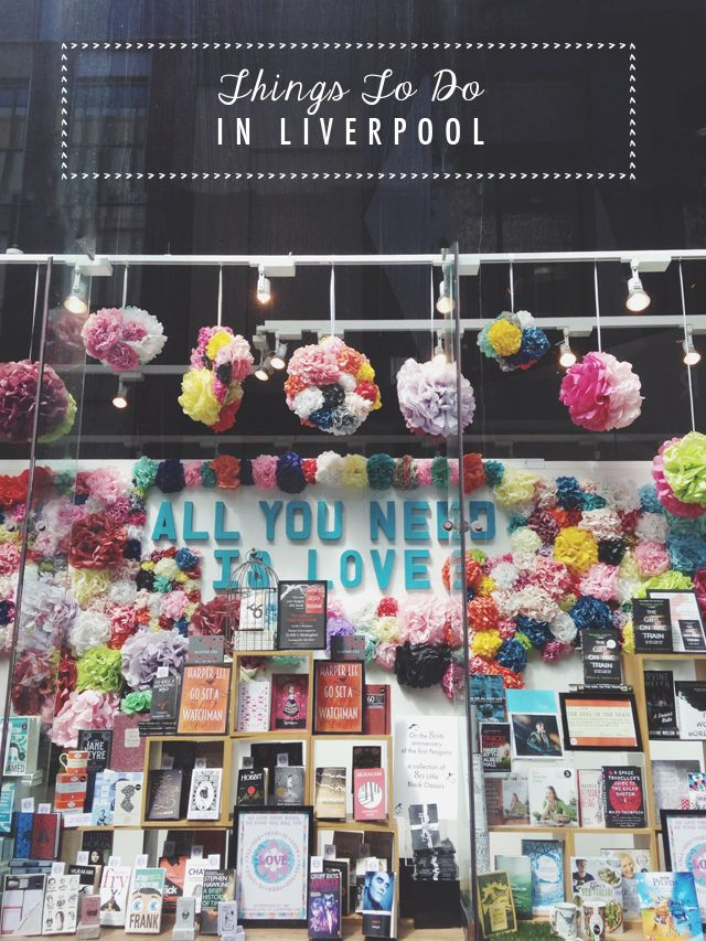 Throwing a little exciting historical culture in our trip - can't wait to visit Liverpool... And penny lane :)