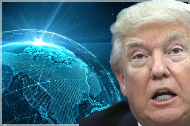 Health care? Syria? News that people on six continents hate him? Never mind! Trump just wants to bash the media