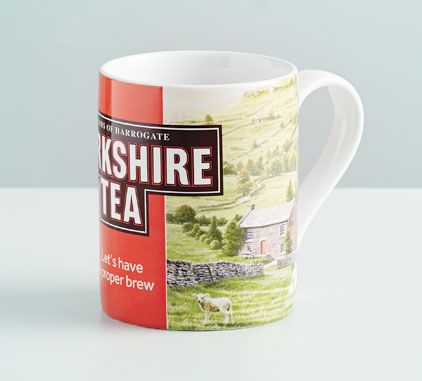 Yorkshire Big Tea Mug
