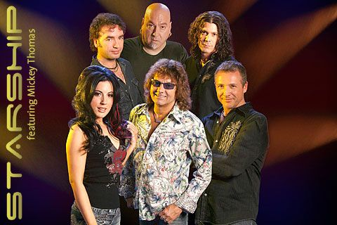 Hard Rock Hotel's Velvet Sessions with Starship featuring Mickey Thomas set for Thursday, May 31