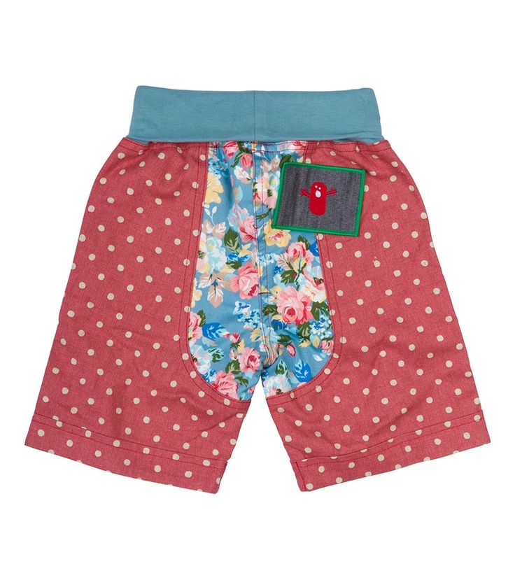 Meringue Short - Big, Oishi-m Clothing for kids, HiSummer 2016, www.oishi-m.com