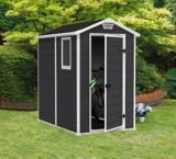 Manor Storage Shed, 4-ft x 6-ft | Canadian Tire