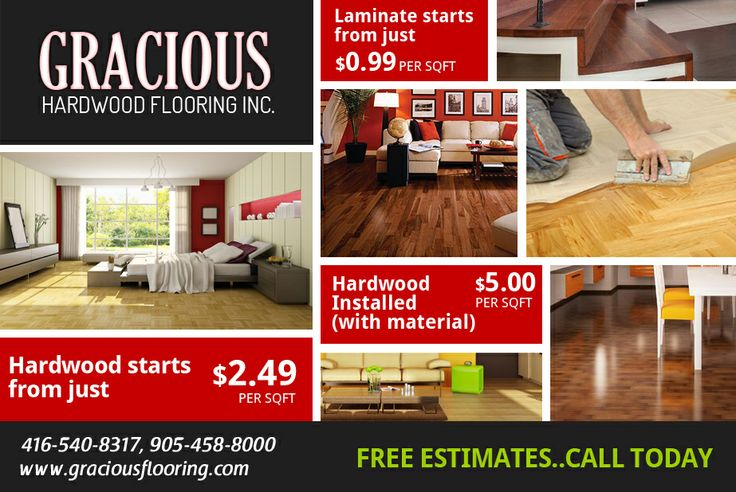 Beautiful and High Quality #HardwoodFlooring..!! Get Free #Estimate Today: 416-540-8317, 905-458-8000 Website: http://www.graciousflooring.com Visit our store: 72 Devon Rd, Unit 12, Brampton, ON L6T 5E7, Canada