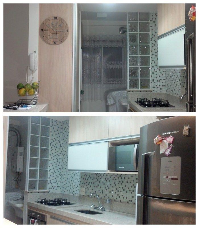Como Separar A Cozinha Da Area De Servico Com Imagens