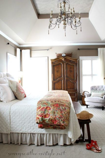 Best 25 southern style decor ideas on pinterest for Southern style bedroom