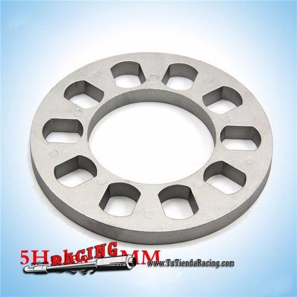 Espaciador de Rueda Coche Universal de Aluminio 12mm Para Neumáticos de 5 Agujeros -- 10,44€ Ruedas y Frenos / Accesorios