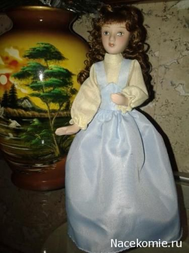 Philadelphia-Gordon-All-the-rivers-run-DeAgostini-porcelain-doll