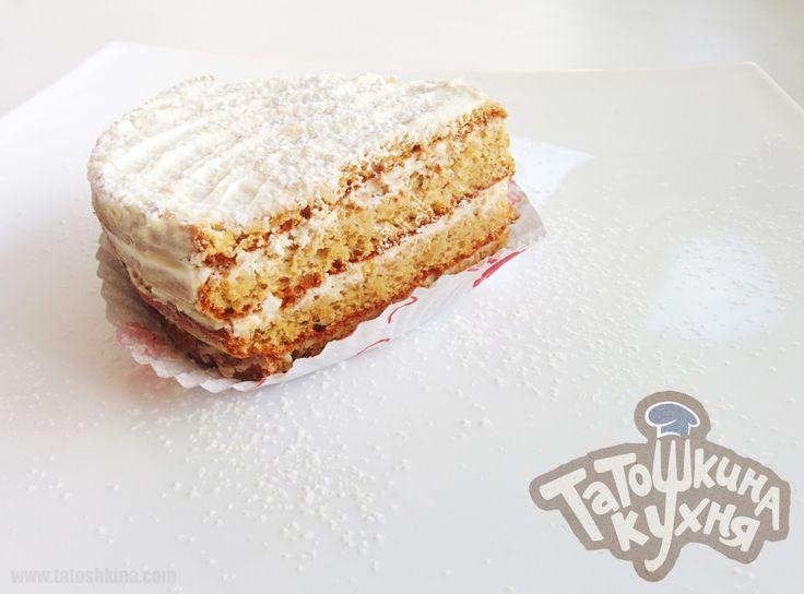 Торт «Белоснежка» по Дюкану (с Атаки)