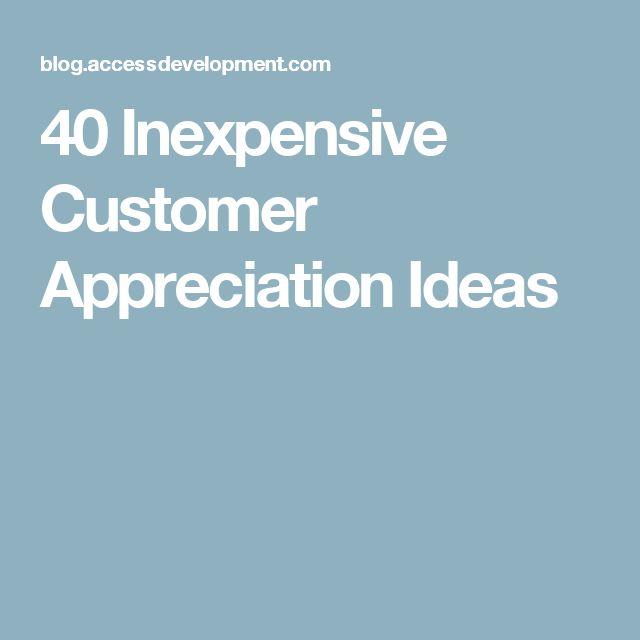 Customer Appreciation Quotes: The 25+ Best Customer Appreciation Ideas On Pinterest