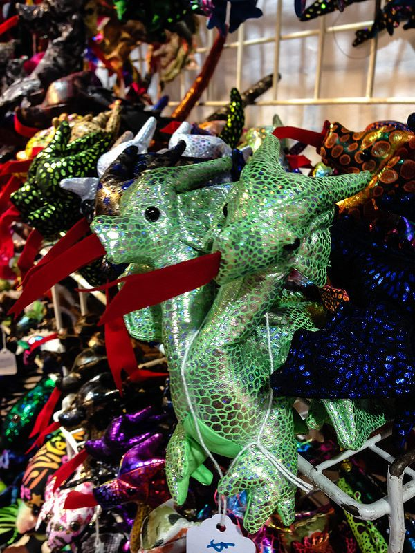 Two headed dragon, Yoo Xiong