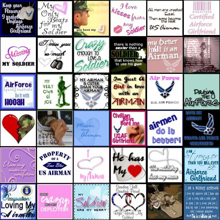 air force girlfriend | Air Force Girlfriend Graphics Code | Air Force Girlfriend Comments ...