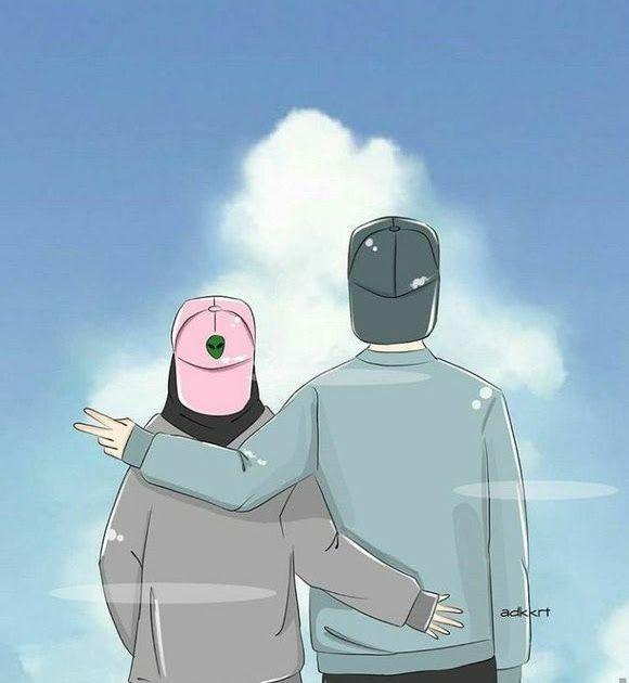 23 Gambar Kartun Berpasangan Kumpulan Quotes Islami Foto Kartun Muslim Berpasangan Kumpulan Gambar Kartun Muslima Kartun Gambar Animasi Kartun Gambar Kartun