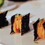 Receta de sandwich de calamar con pan de tinta Carlos (MasterChef)   – Recetas