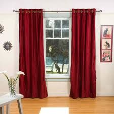 Image result for maroon curtains