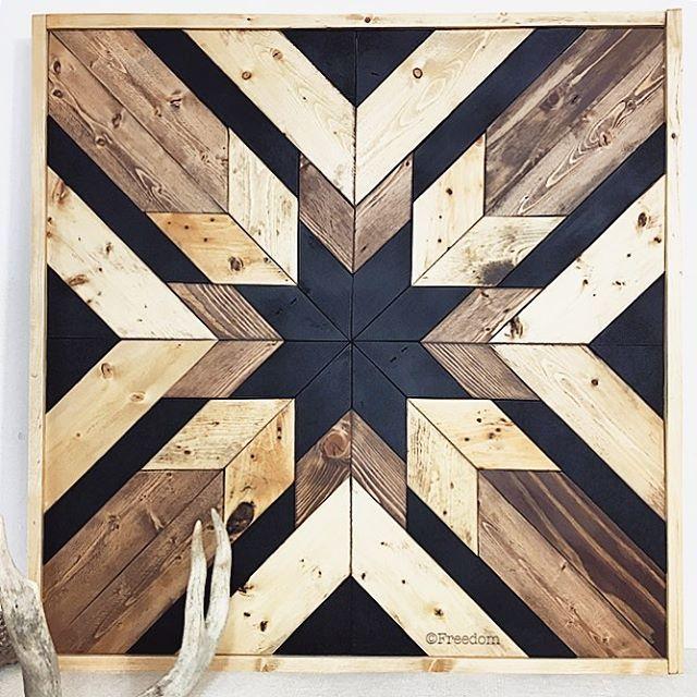 Le bois est un matériau élégant pour créer des objets décoratifs chics et tendances #avecdubois