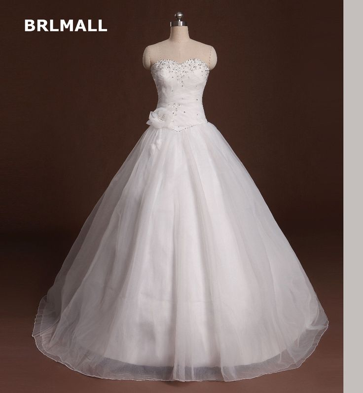 2017 Wedding Dress Vintage Beading Sweetheart Crystal Corset Bodice Ball  Gown Bridal Dresses Lace Up Organza Custom Made  cc73b2322010