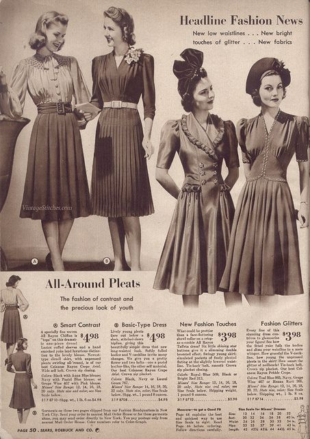 1000 Images About 1940 Sears Catalogue On Pinterest