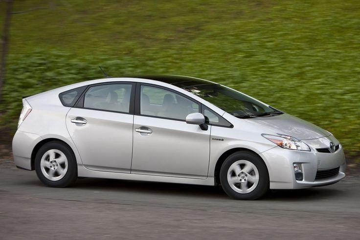 Toyota Prius Used Car Buying Advice
