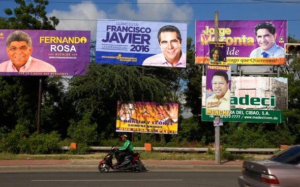Presentan Querella Por Contaminación Visual Por Políticos