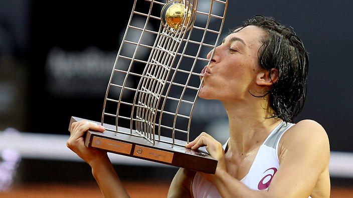 Francesca Schiavone, Rio Open 2016