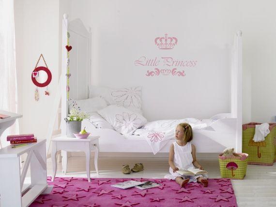 Nog een fantastische prinsessenkamer!