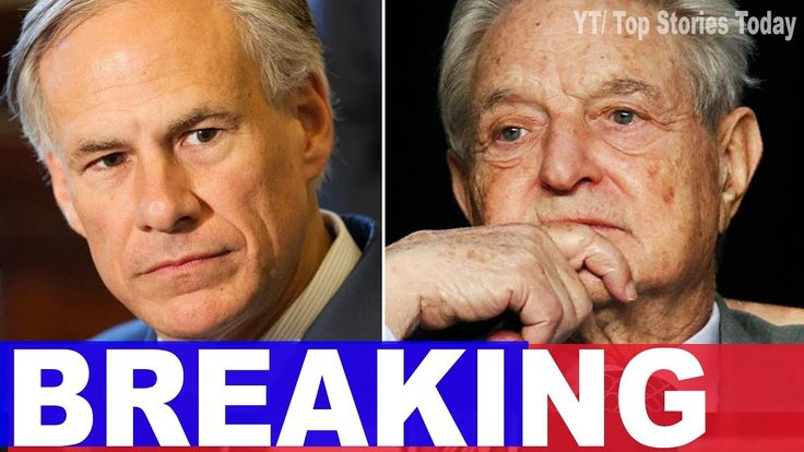 Top Stories Today - Texas Governor Exposes Soros' Secret Plan To Take Control Of The United States ⭐ Please Donate & Support This Channel: https://www.paypal...