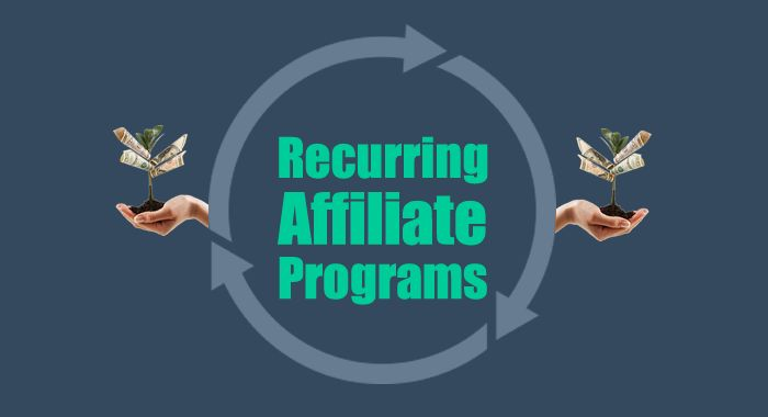 affiliate commission plans that are actually based upon the recurrence of products' sales. As a person looking to earn extra income,this is on of the ways to do so. Y