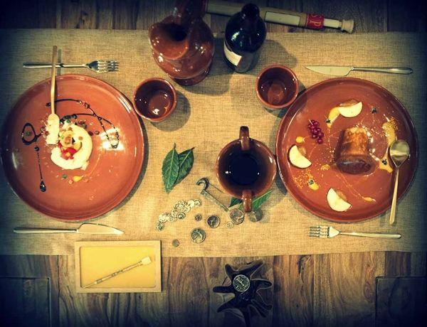 Caupona, a Pompei il ristorante dove il pasto è un viaggio nel tempo