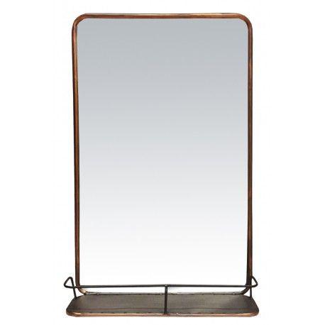 M s de 25 ideas incre bles sobre espejo envejecido en for Espejo estilo industrial