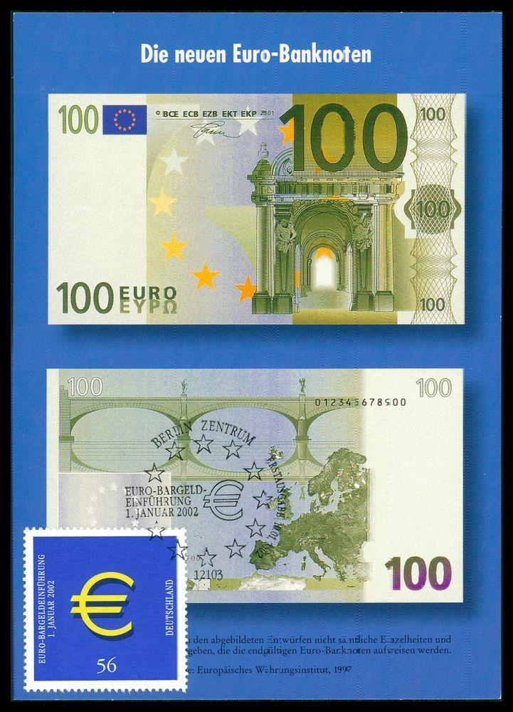 BUND MK 2002 EURO-EINFÜHRUNG PRIVATE! MAXIMUMKARTE CARTE MAXIMUM CARD MC cc91