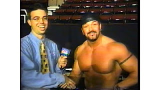Me and Buff Bagwell in 1998