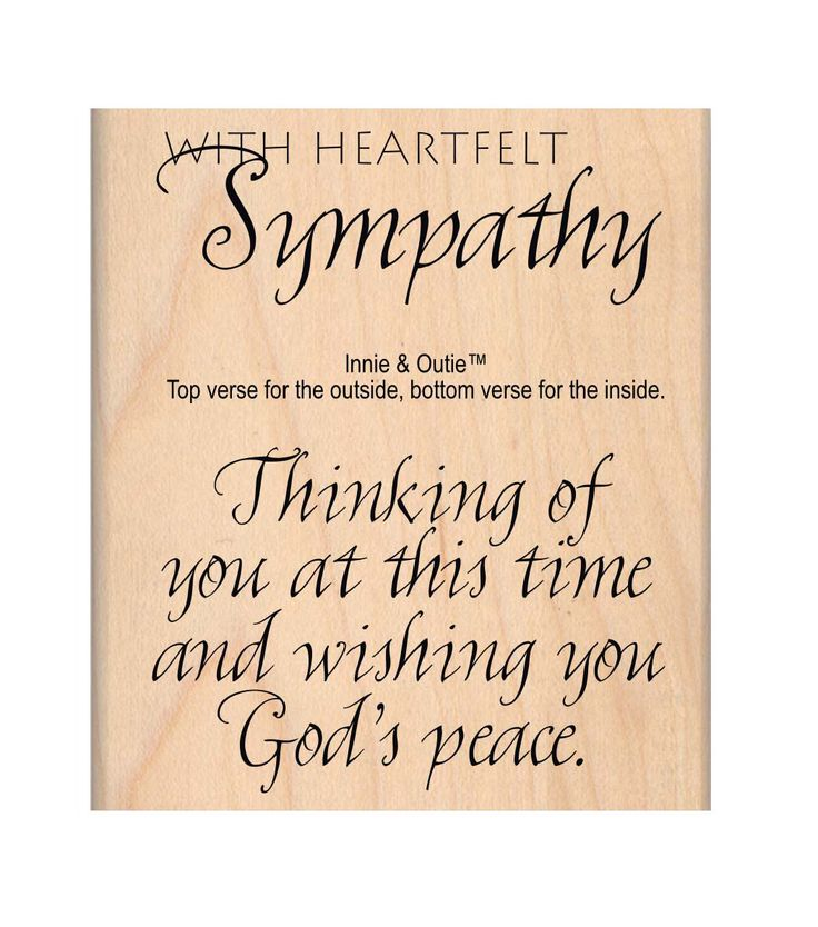 332 Best Sympathy Cards Images On Pinterest