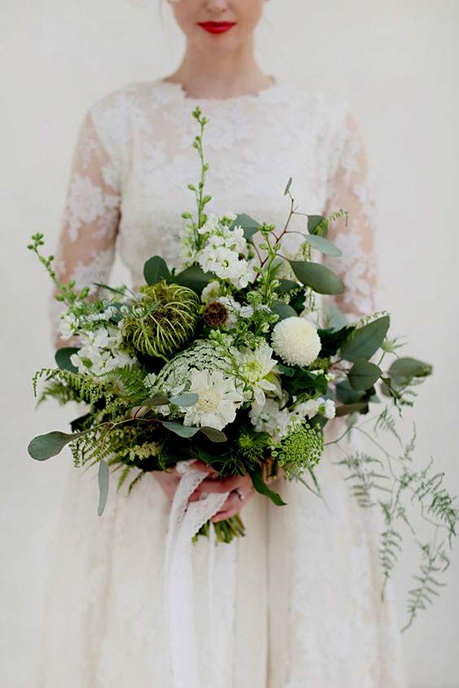 Wedding Greenery And#8211; Most Popular Ideas For 2017 ❤ See more: http://www.weddingforward.com/wedding-greenery/ #weddings
