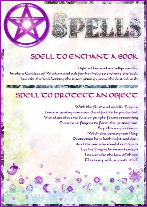 Spells protection