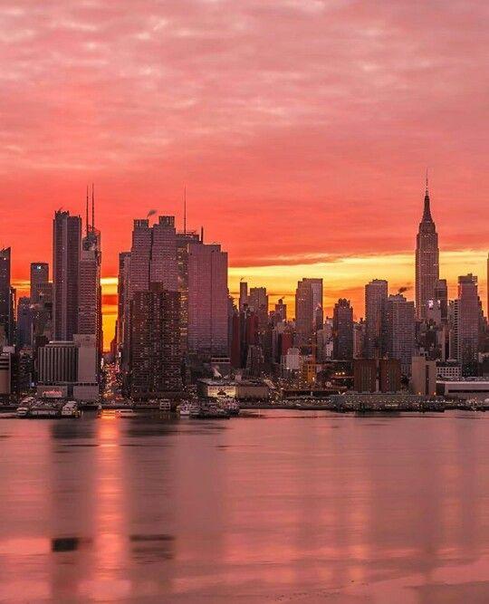 Empire State Building. New York City. Empire State Building. New York City.