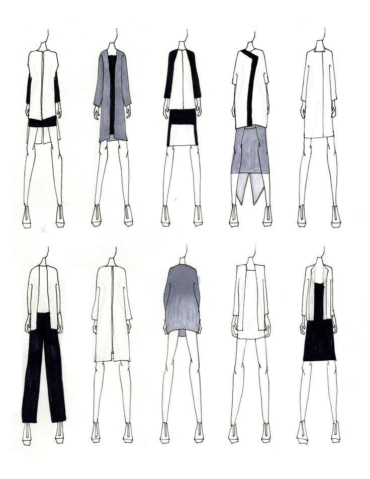 17 Best images about FashionIllustrationTutorials on Pinterest ...