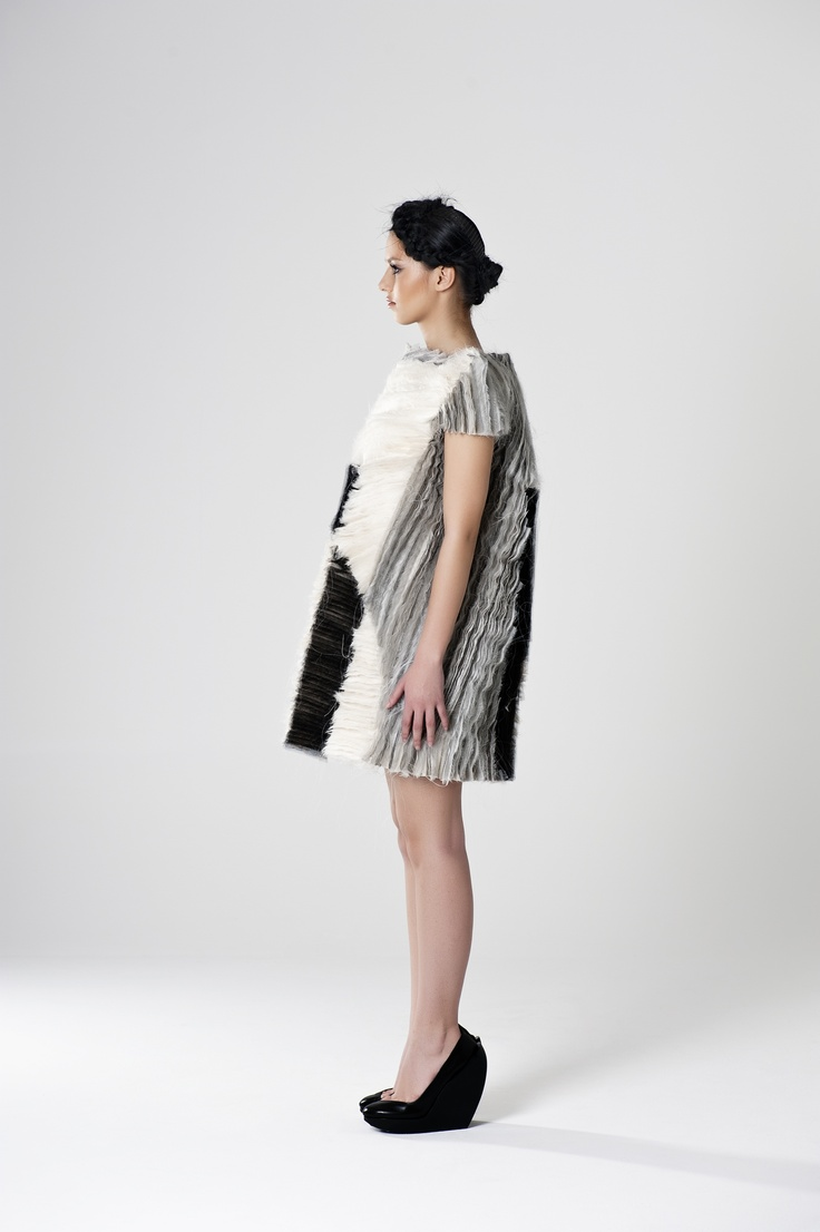 BAUHAUS-dress by Lilla Csefalvay