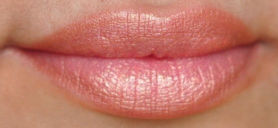 MAC Sandy B lipstick - defo my fave summer lipstick